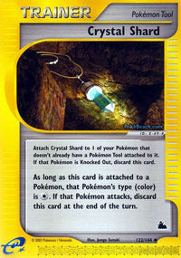 Crystal Shard - 122/144 - Reverse Foil (SKY) available at 401 Games Canada