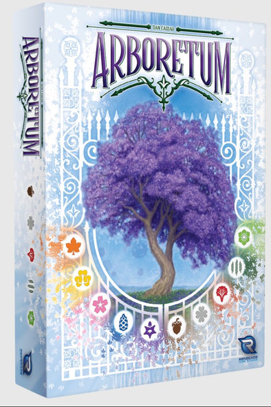 Buy Arboretum and more Great Board Games Products at 401 Games