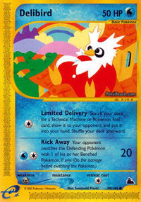 Buy Delibird - 49/144 and more Great Pokemon Products at 401 Games