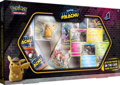 Pokemon - Detective Pikachu Figure Collection - 401 Games
