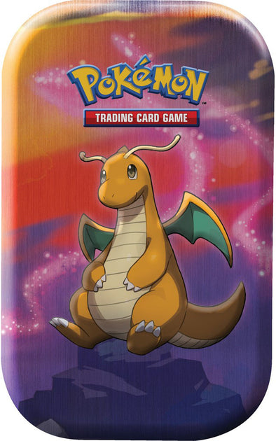 Pokemon - Kanto Power Mini Tin - Dragonite - 401 Games