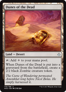 Dunes of the Dead (HOU) - 401 Games