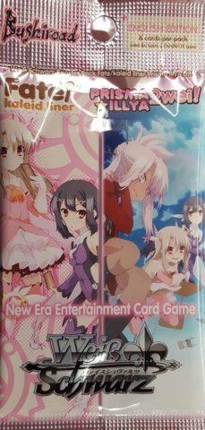 Weiss Schwarz - Fate/Kaleid Liner Prisma Illya DX - English Booster Pack available at 401 Games Canada