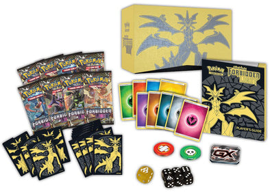 Buy Pokemon - Forbidden Light Elite Trainer Box and more Great Pokemon Products at 401 Games