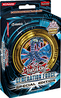 Yugioh - Generation Force Special Edition (SE) - 401 Games