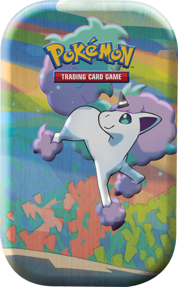 Pokemon - Galar Mini Pals Tin - Ponyta - 401 Games