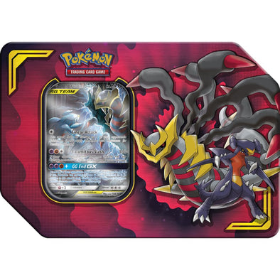 Pokemon - Power Partnership Tin - Garchomp & Giratina GX - 401 Games