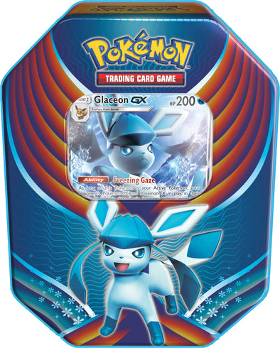 Buy Pokemon - Evolution Celebration Tin - Glaceon-GX and more Great Pokemon Products at 401 Games
