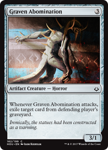 Graven Abomination (HOU) - 401 Games