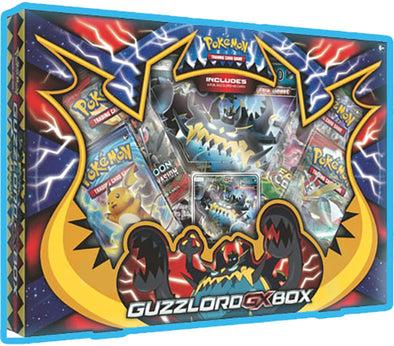 Buy Pokemon - Guzzlord-GX Box and more Great Pokemon Products at 401 Games