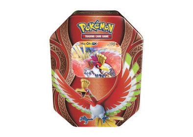Pokemon - Mysterious Powers Fall 2017 - Ho-Oh-GX Tin - 401 Games
