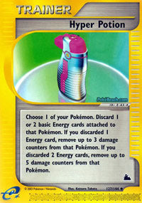 Buy Hyper Potion - 127/144 and more Great Pokemon Products at 401 Games