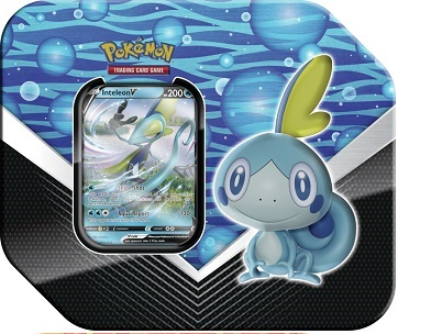 Pokemon - Galar Partnership Tin - Inteleon V - 401 Games