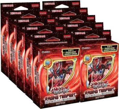 Yugioh - Raging Tempest - Special Edition Box (Box of 10) - 401 Games