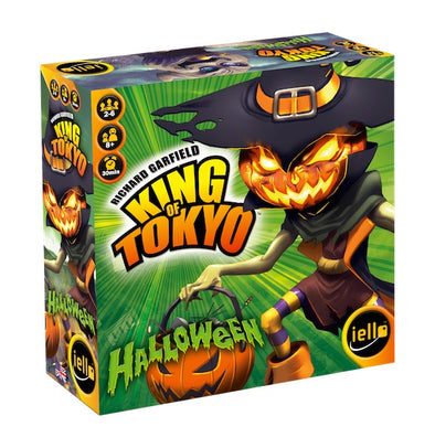 King of Tokyo - Halloween 2017 available at 401 Games Canada