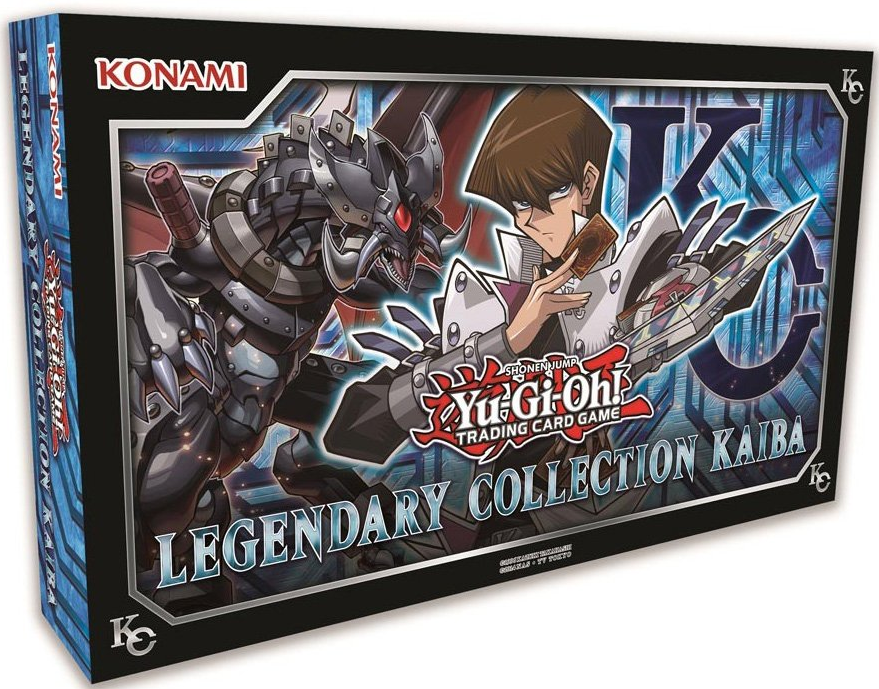 401 Games Canada Yugioh Legendary Collection Kaiba Box 1st Edition