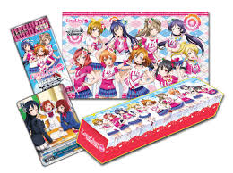 Weiss Schwarz - Love Live! Vol 2 - English Meister Set available at 401 Games Canada