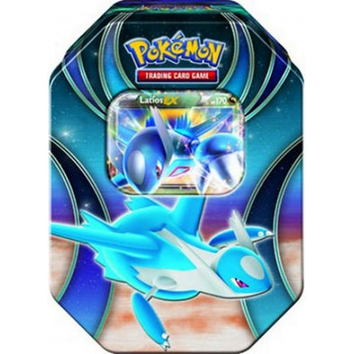 Buy Pokemon - Best of Tin 2016 (Latios-EX) and more Great Pokemon Products at 401 Games