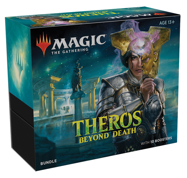 X4 Theros Beyond Death - R4RCards Storm Herald