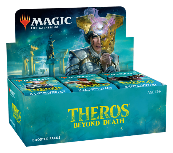 MTG - Theros Beyond Death - English Booster Box available at 401 Games Canada