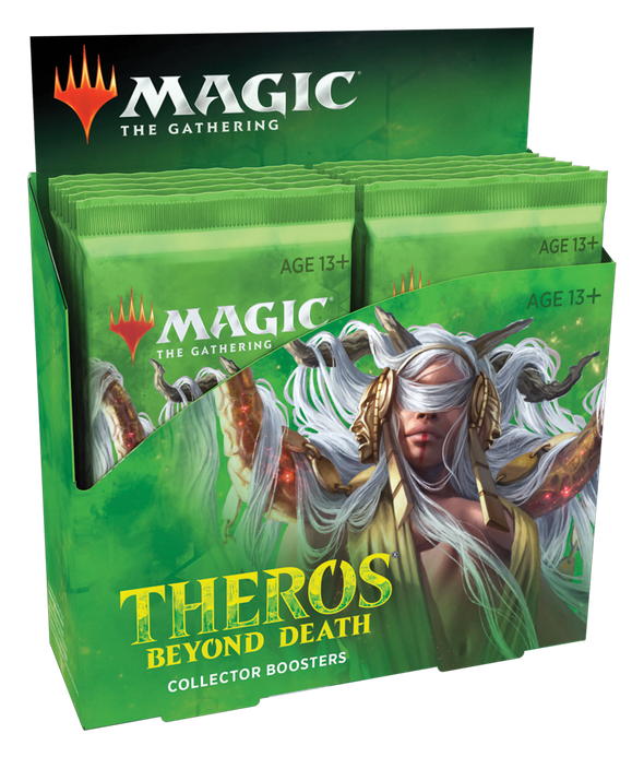 MTG - Theros Beyond Death - Collector Booster Box - 401 Games