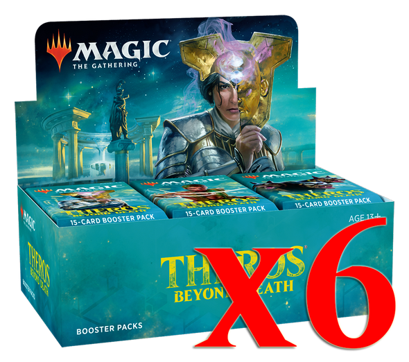 MTG - Theros Beyond Death - English Booster Case - 401 Games