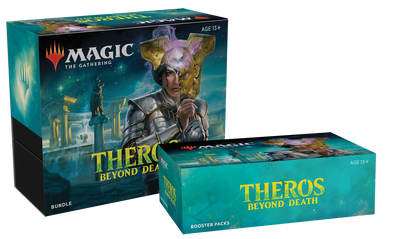 MTG - Theros Beyond Death - Combo #1 - Booster Box & Bundle