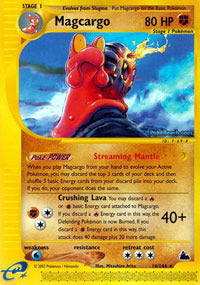 Buy Magcargo - 18/144 and more Great Pokemon Products at 401 Games