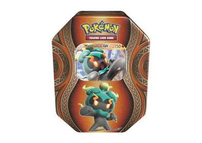 Buy Pokemon - Mysterious Powers Fall 2017 - Marshadow-GX Tin and more Great Pokemon Products at 401 Games