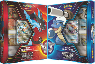 Buy Pokemon - Battle Arena Deck: Mega Charizard and more Great Pokemon Products at 401 Games