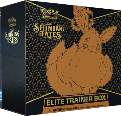 Pokemon - Shining Fates - Elite Trainer Box available at 401 Games Canada
