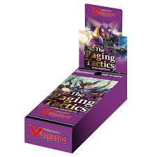 Cardfight!! Vanguard - V Extra Booster 09: The Raging Tactics - Booster Box available at 401 Games Canada