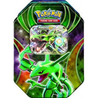 Buy Pokemon - Best of Tin 2016 (Rayquaza-EX) and more Great Pokemon Products at 401 Games