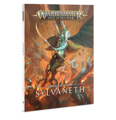 Warhammer - Age of Sigmar - Battletome: Sylvaneth available at 401 Games Canada