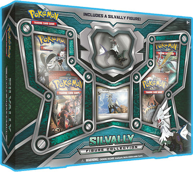 Pokemon - Silvally Figure Collection Box - 401 Games