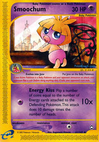 Buy Smoochum - 61/147 and more Great Pokemon Products at 401 Games