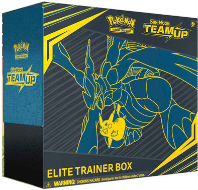 Buy Pokemon - Team Up Elite Trainer Box and more Great Pokemon Products at 401 Games