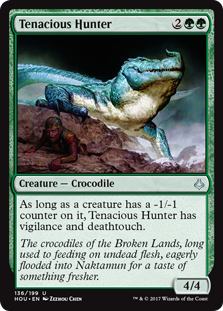 Tenacious Hunter (HOU) - 401 Games
