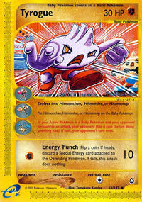 Buy Tyrogue - 63/147 and more Great Pokemon Products at 401 Games