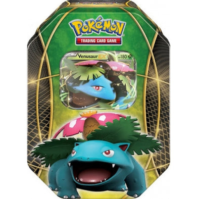 Buy Pokemon - Best Of Tin 2016 (Venusaur-EX) and more Great Pokemon Products at 401 Games
