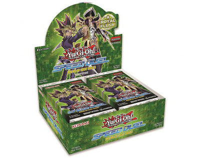 Buy Yugioh - Arena of Lost Souls - Speed Duel Booster Box and more Great Yugioh Products at 401 Games