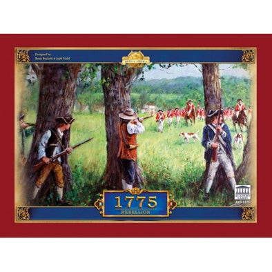 Buy 1775 Rebellion and more Great Board Games Products at 401 Games