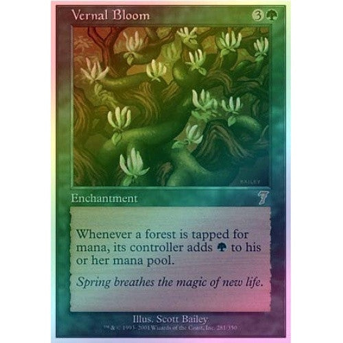 Vernal Bloom (Foil) - 401 Games