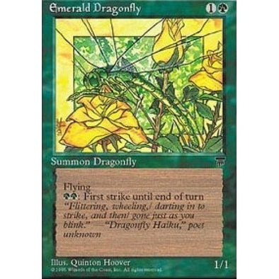 Emerald Dragonfly (CHR) available at 401 Games Canada