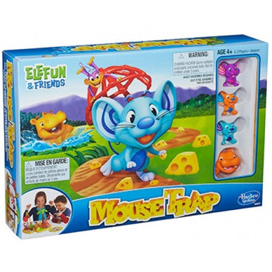 Buy Mousetrap - Kids and more Great Board Games Products at 401 Games