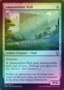 Amaranthine Wall (Foil) (DOM) available at 401 Games Canada