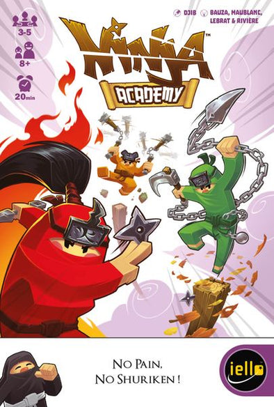 Ninja Academy available at 401 Games Canada