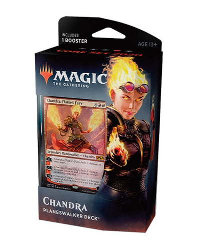 MTG - Core Set 2020 - Planeswalker Deck - Chandra - 401 Games