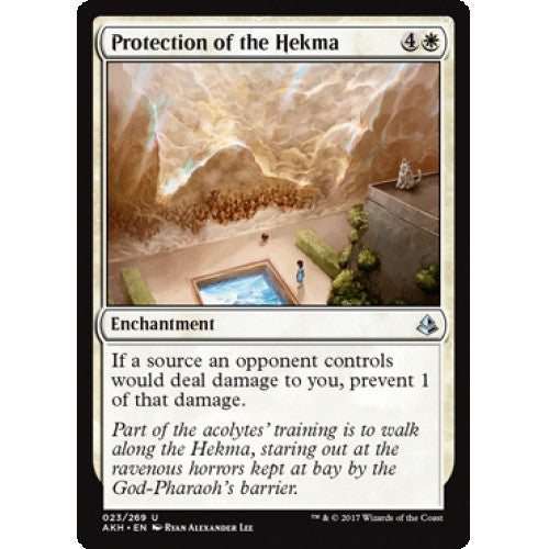 Protection of the Hekma (AKH) available at 401 Games Canada