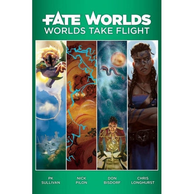 Fate - Worlds Take Flight - 401 Games